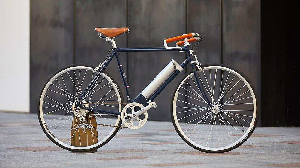Cycles Hors Cadre, magasin de cycles 78, distributeur de la marque iconique française Cavale